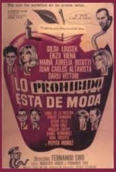 Ver película Lo prohibido está de moda