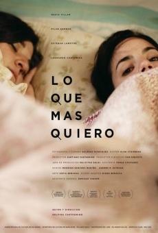 Ver película Lo que más quiero