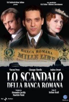 Ver película Lo scandalo della Banca Romana