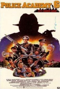 Ver película Loca academia de policía 6: Ciudad sitiada