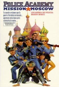 Police Academy: Mission to Moscow on-line gratuito