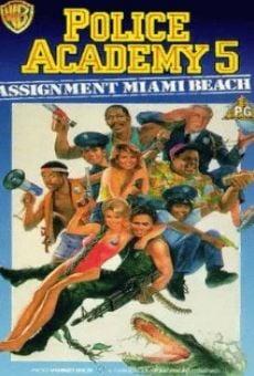Académie de Police 5: Affectation Miami Beach
