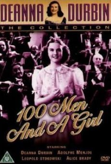 One Hundred Men and a Girl on-line gratuito
