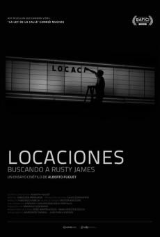 Ver película Locaciones: Buscando a Rusty James