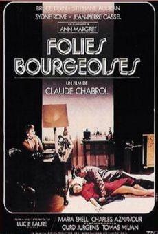 Ver película Locuras de un matrimonio burgués