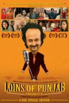 Película: Loins of Punjab Presents