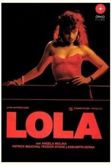 Ver película Lola