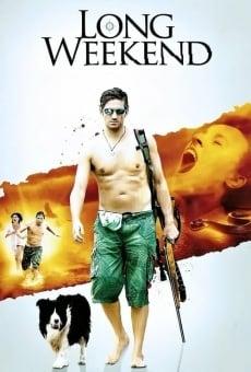 Ver película Long Weekend