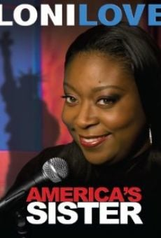 Ver película Loni Love: America's Sister