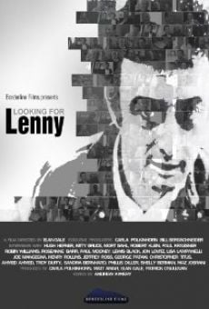 Looking for Lenny online