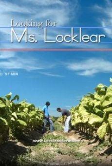 Looking for Ms. Locklear online kostenlos
