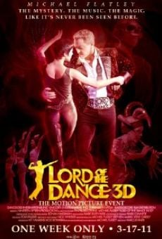 Película: Lord of the Dance in 3D