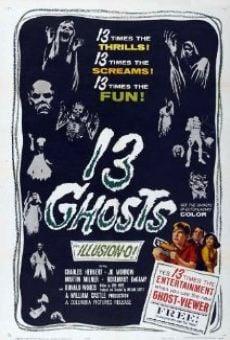 Los 13 fantasmas online gratis