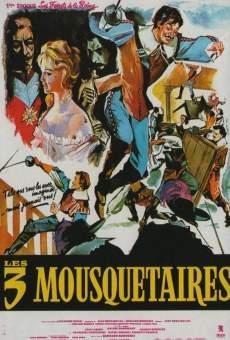 Ver película Los 3 mosqueteros