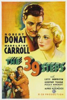 Ver película Los 39 escalones
