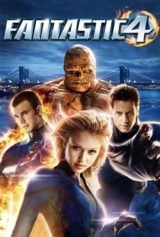 Ver película Los 4 Fantásticos