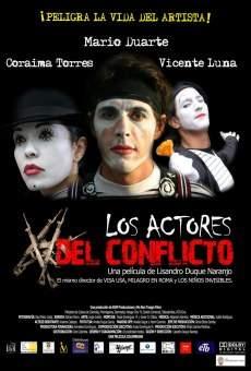 Los actores del conflicto online gratis