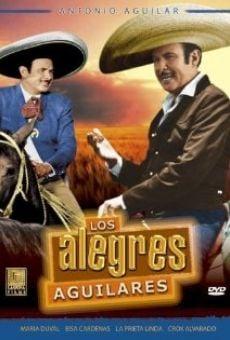 Ver película Los alegres Aguilares