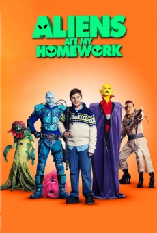 Aliens Ate My Homework on-line gratuito