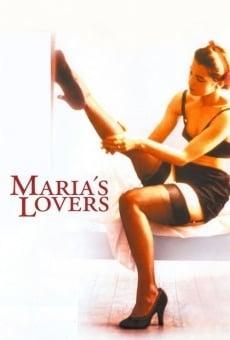 Ver película Los amantes de María