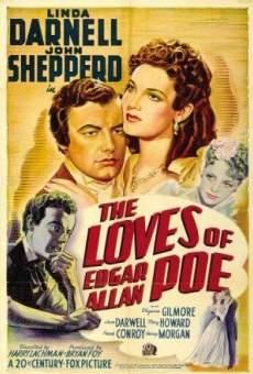 Ver película Los amores de Edgar Allan Poe