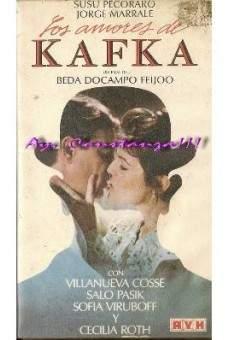 Ver película Los amores de Kafka