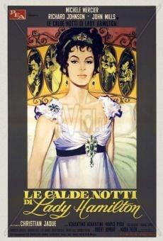 les amours de lady hamilton 1968 film en fran ais. Black Bedroom Furniture Sets. Home Design Ideas