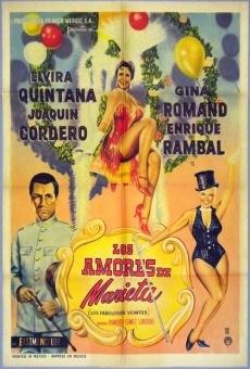 Ver película Los amores de Marieta (los fabulosos 20s)
