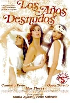 Ver película Los años desnudos