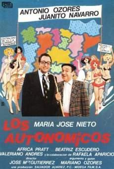 Ver película Los autonómicos