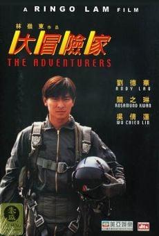 Ver película Los aventureros