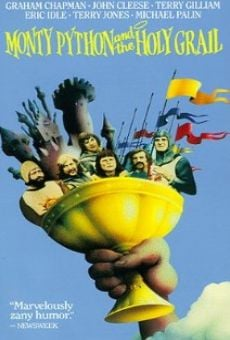Monty Python sacré graal!