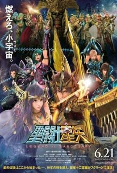 Saint Seiya: LEGEND of SANCTUARY (Knights of the Zodiac) online streaming