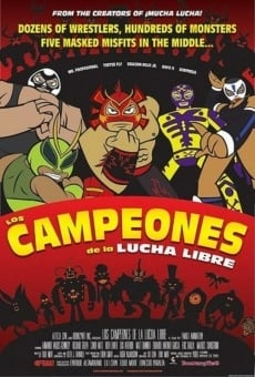 Los campeones de la lucha libre