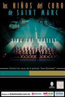 Los Chicos del Coro cantan a Los Beatles