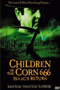 Children Of The Corn 666: Isaacs Return on-line gratuito