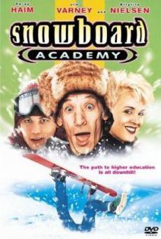 Snowboard Academy online kostenlos