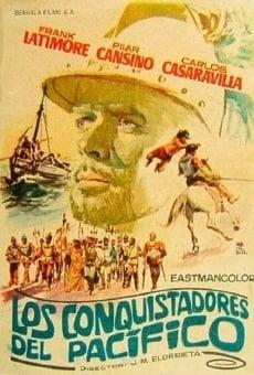 Los conquistadores del Pacífico en ligne gratuit