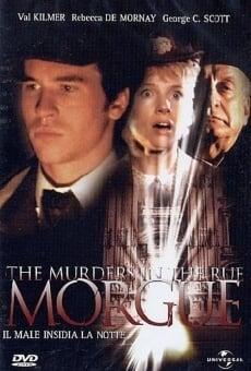 Ver película Los crímenes de la calle Morgue