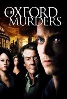 Ver película Los crímenes de Oxford