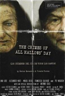 Los crímenes del Día de Todos los Santos Online Free