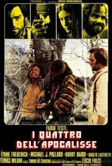 Ver película Los cuatro del apocalipsis