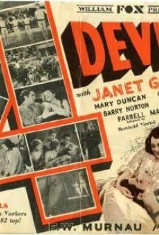 Ver película Los cuatro diablos