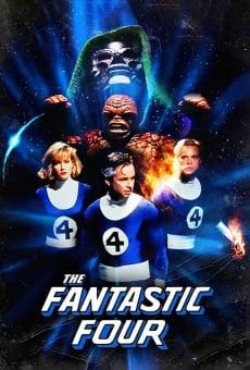Los Cuatro Fantásticos online gratis