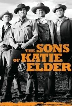 Ver película Los cuatro hijos de Katie Elder