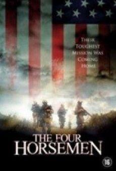 Ver película Los cuatro jinetes del apocalipsis (The Four Horsemen)