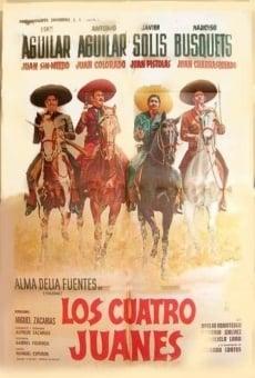 Los cuatro Juanes online kostenlos