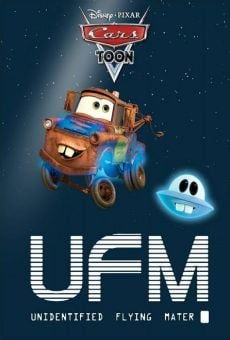 A Cars Toon; Mater's Tall Tales: Unidentified Flying Mater