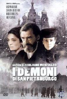 Ver película Los demonios de San Petersburgo
