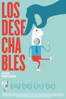 Watch Los desechables online stream